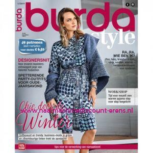 Burda Style 1 / 2019