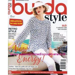 Burda Style 4 / 2019
