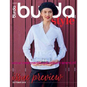 BurdaStyle Magazine 10/2018