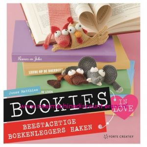 Bookies in LOVE boekenleggers