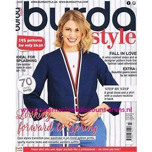 Burda Style Maart 2020