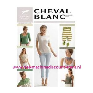 Cheval Blanc magazine 20 - voorjaar 2016 - incl. Nederlandse werkbeschrijving