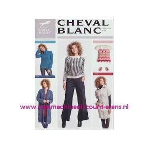 Cheval Blanc magazine 23 - winter 2017 - incl. Nederlandse werkbeschrijving