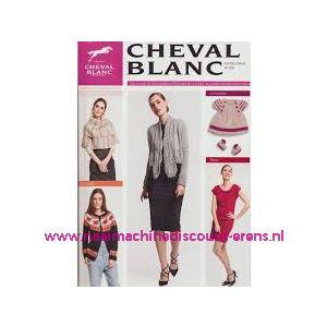 Cheval Blanc magazine 25 - najaar 2017 - incl. Nederlandse werkbeschrijving