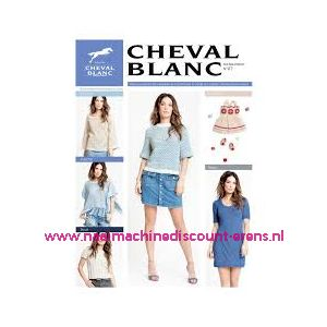 Cheval Blanc magazine 27 - Lente/zomer 2018 -incl. Nederlandse werkbeschrijving