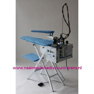 Combinatie strijktafel BIELLE 1C04PB compact - incl. palletbezorging aan huis