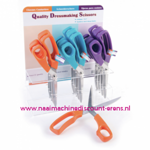 Quality Dressmaking Scissors 24cm Oranje