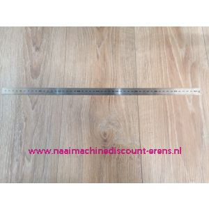 """Liniaal """"SewEasy"""" 50Cm/500Mm Staal Flexibel"""