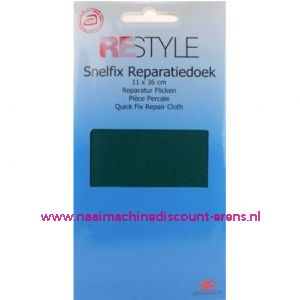 Snelfix Reparatiedoek groen 375 - Restyle