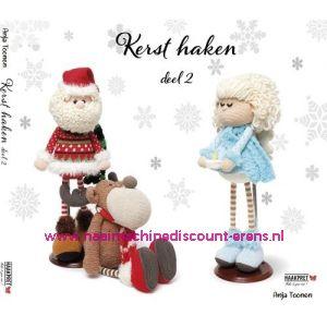 """Kerst haken deel 2  """"Anja Toonen"""""""