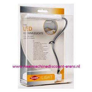 Mini LED klemlicht Kleiber
