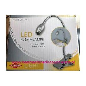 LED klemlicht Kleiber