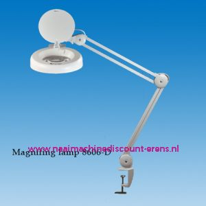 Loupelamp TL Magnifier Lamp 8606D 3 diopter