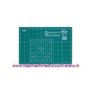Snijmat voor Rolmessen  30 X 22,5 Cm OLFA CM-A4