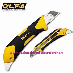 Olfa L5-AL afbreekbaar snijmes 18 mm