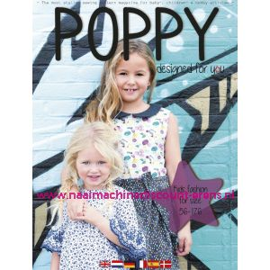 Poppy Designed for you - 10 - patroonboek