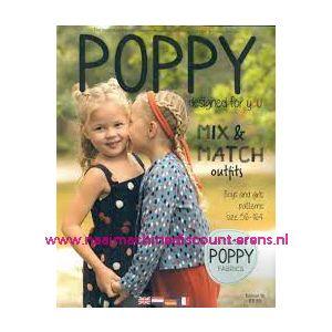 Patroonboek Poppy 16