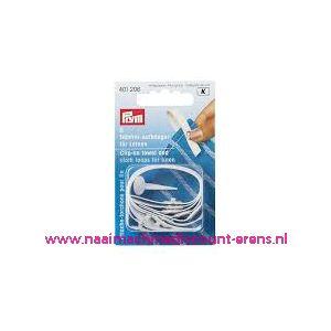 Handdoeklusjes Voor Katoen Wit prym art.nr. 401206