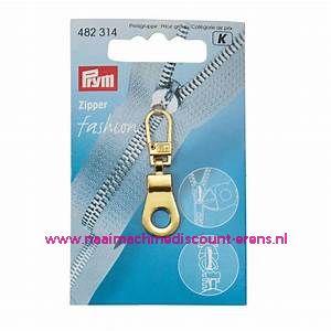 """Modische Schuiver Ring """"Goud"""" Prym art.nr. 482314"""