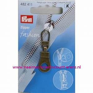 "Modische Schuiver Ring ""Brons"" Prym art.nr. 482411"