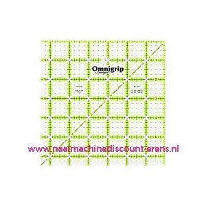 OMNIGRID/PRYM antislipliniaal 6,5 x 6,5 inch Prym art.nr. 610215