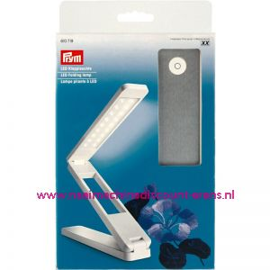 Prym LED Klaplampje art. nr. 610719
