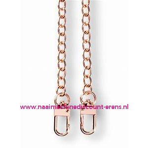 """Handvat voor Handtas """"ROSALI"""" Koper kleur prym art.nr. 615247"""