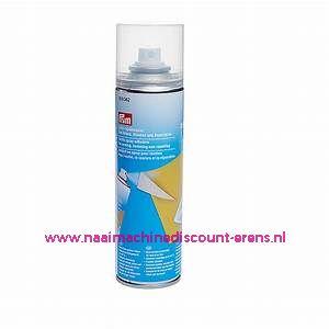 """Textiel Spray 250 ml """"permanent""""  Prym art.nr. 968062"""