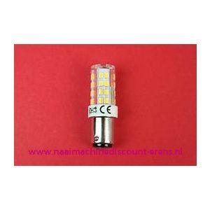 RIVA LED 220-240V 2.5W BA15d