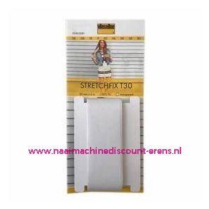 Stretchfix T30 3Cm 5 Meter Transparant