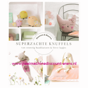 superzachte knuffels eleonore & maurice