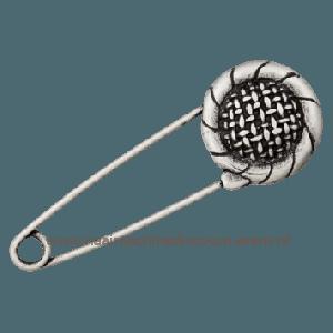 """Kiltspeld gevlochten """"Zilver"""" art.nr. 500880"""
